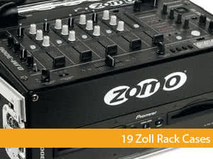 Zomo 19 Zoll Rack Case