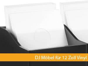 vinyl aufbewahrungsbox für 12 zoll schallplatten