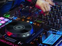 Denon DJ Controller Banner