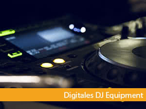 digitales dj equipment