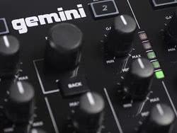Gemini DJ Controller Banner