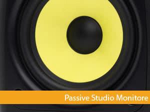 passiver studio monitor