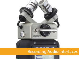 portabler audio recorder von zoom