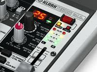 effekte bei studio mixer
