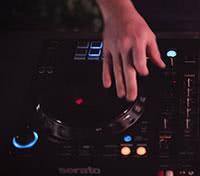 Pioneer DJ DDJ-FLX6 Jog Cutter