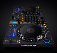 Pioneer DJ DDJ-FLX6 Design