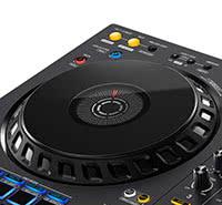 Pioneer DJ DDJ-FLX6 Jogwheels