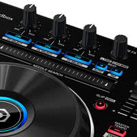 pioneer ddjRR rekordbox features