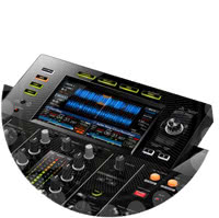 pioneer xdj rx2 touchscreen