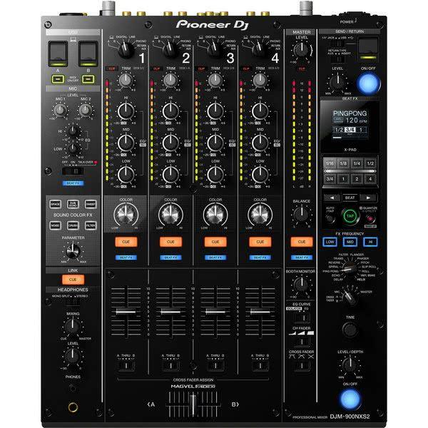 Pioneer DJM-900 NXS2 - Front_1