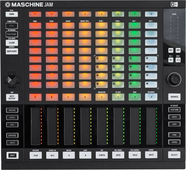 Native Instruments Maschine Jam_1