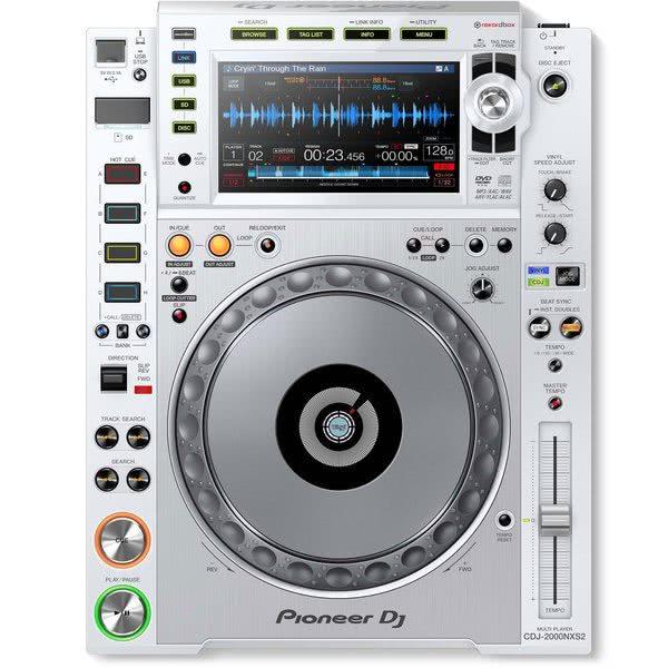 Pioneer CDJ-2000 NXS2-W_1