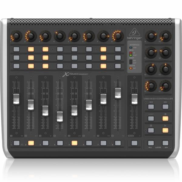 Behringer X-TOUCH Compact_1