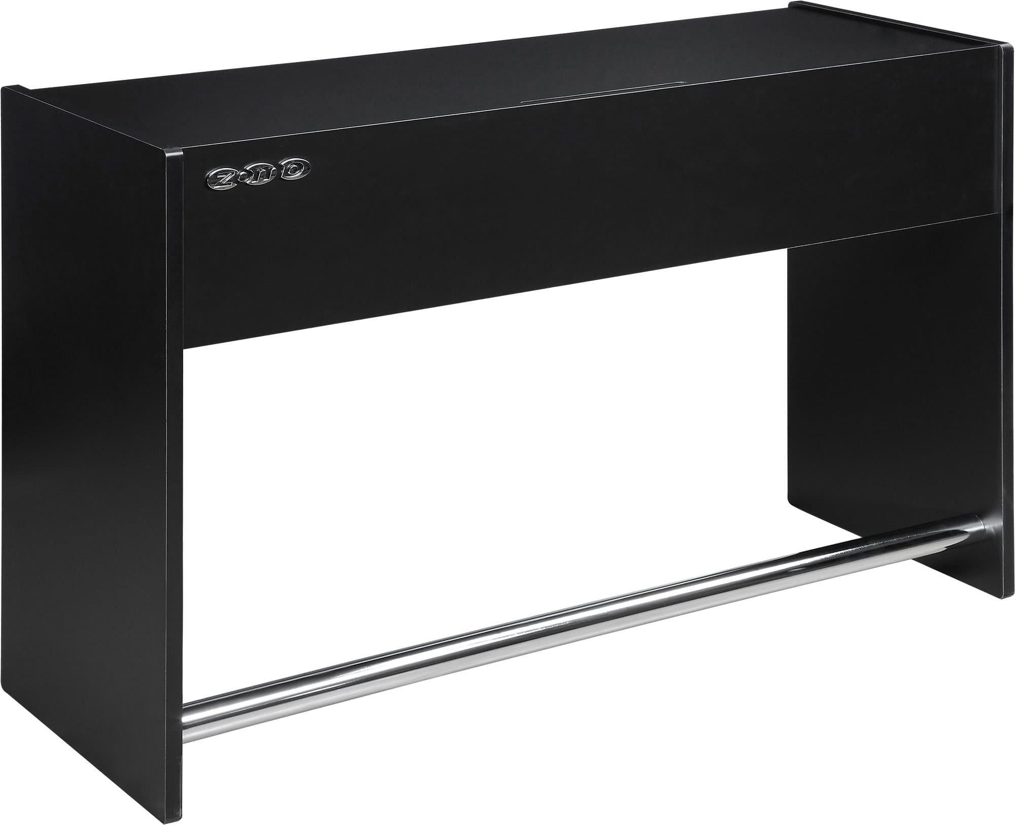 zomo deck stand ibiza 150 wei dj tisch dj theke dj. Black Bedroom Furniture Sets. Home Design Ideas