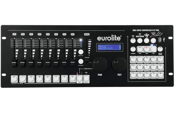 Eurolite DMX Move 512 PRO_1