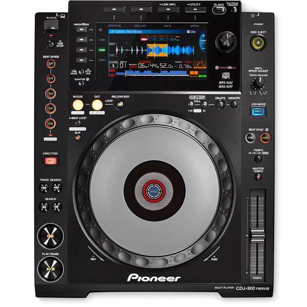 Pioneer DJ CDJ-900 NXS_1