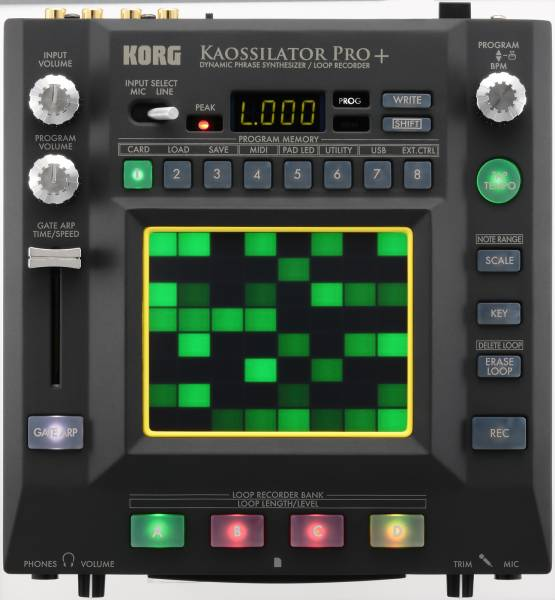 Korg Kaossilator Pro Plus_1