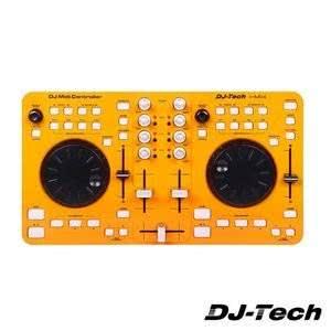 DJ-Tech USB I-Mix orange_1