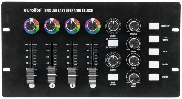 Eurolite DMX LED EASY Operator Deluxe_1