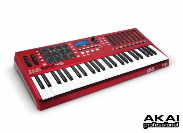AKAI Professional MAX49_1