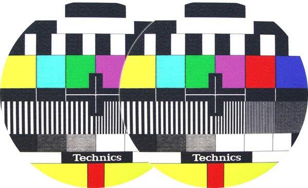 2x Slipmats - Technics TV_1