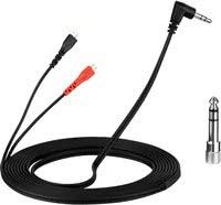 Cable de repuesto para Sennheiser HD 25 - 3m
