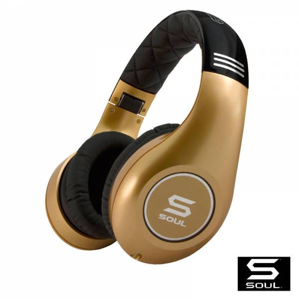 Soul by Ludacris SL300 Elite black/golden_1