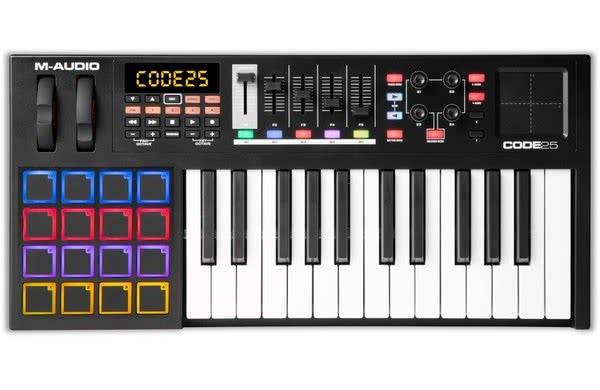 M-Audio Code 25_1