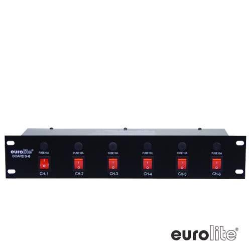 Eurolite Light Control 6 S_1