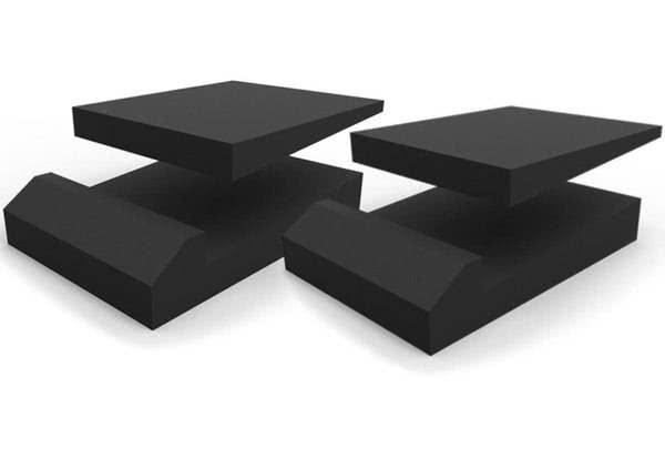 Antoc Isolatieschuim voor luidspreker (klein - 1 paar)_1