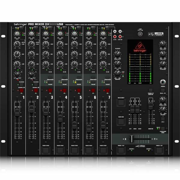 table de mixage behringer usb