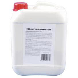Eurolite UV zeepbelvloeistof - 5L - Geel_1