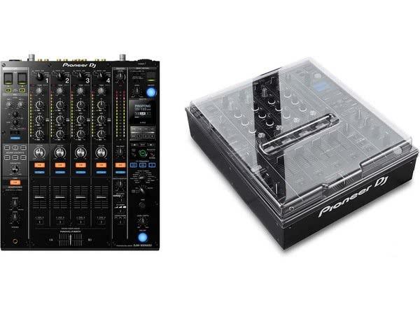 Pioneer DJM-900 NXS2 - Decksaver Bundle_1