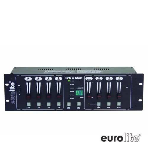 Eurolite Variateur LCD-4 MP/S_1