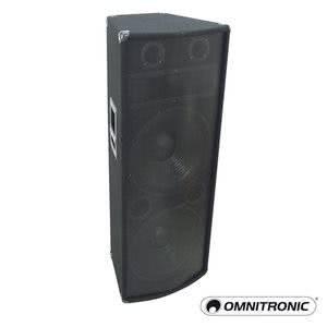 Omnitronic 3-Way Speaker TX-2520_1