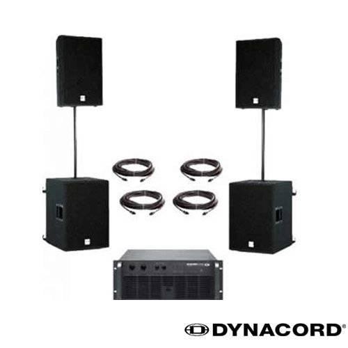 Dynacord PowerMax 5 Système_1