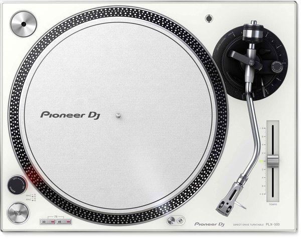 Pioneer PLX-500-W_1