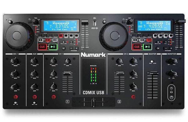 Numark CDMix USB_1