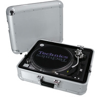 Flightcase für Technics SL 1210 Plattenspieler von Zomo