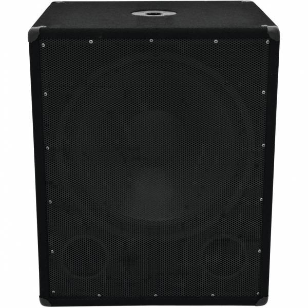 omnitronic bx 1850 pa subwoofer stage woofer 18 zoll neu. Black Bedroom Furniture Sets. Home Design Ideas