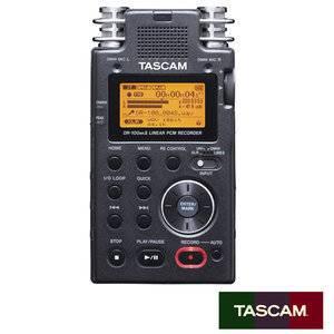 Tascam Recorder DR-100MK2_1
