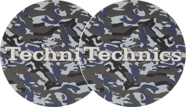 2x Slipmats - Technics Army Navy_1
