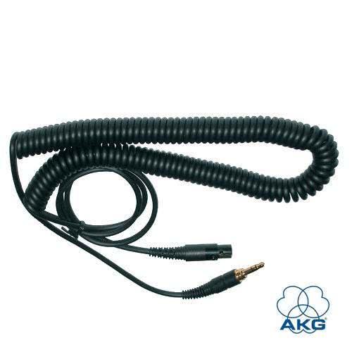 AKG Câble pour EK 500 S / en Spiral (XLR Mini) 5m_1