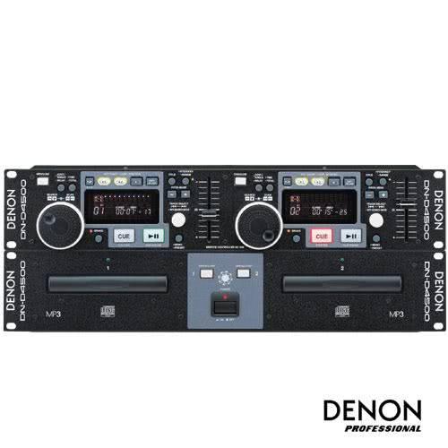 Denon Double DN-D4500_1