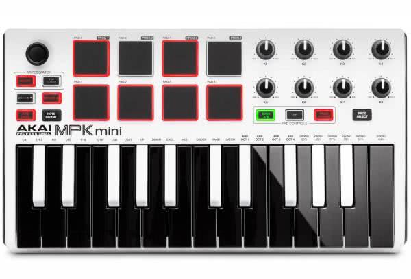 Akai MPK Mini MK2_1