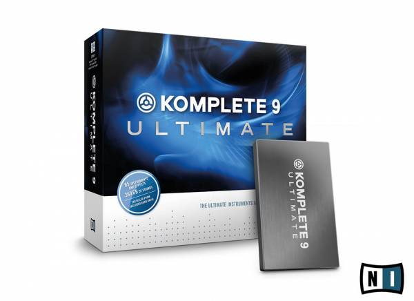 Native Instruments Komplete 9 Ultimate Update_1