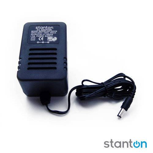 Stanton Final Scratch 2x Power Adapter 9V/1200mA_1