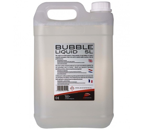 JB-Systems Bubble Liquid 5L_1