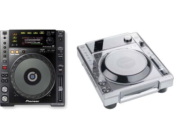 Pioneer DJ CDJ-850-K_1