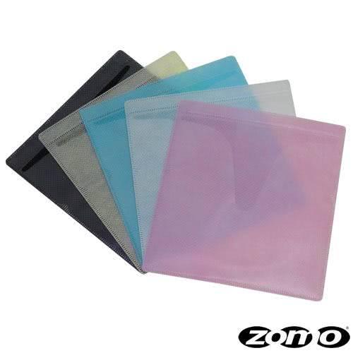 Zomo Slide-In CD/DVD Involucro miscela a colori (100 pezzos)_1